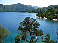 Mljet: Great Lake