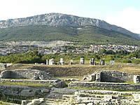 Solin Roman Theatre