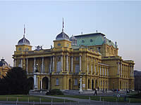 National Theatre, Zagreb